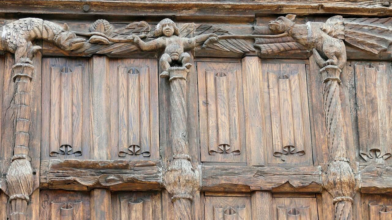 Saône-et-Loire : échappée à Mâcon, entre licornes et dragons