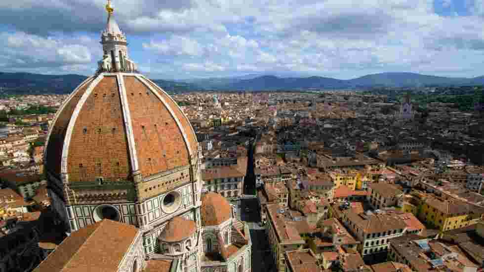 Toscane : Florence la Magnifique