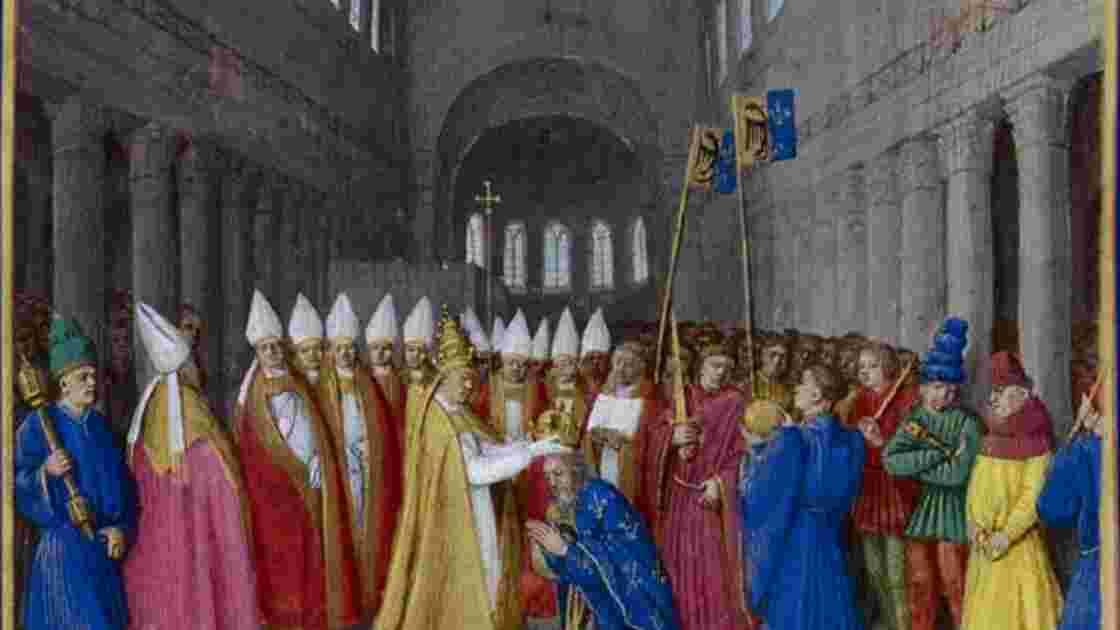 Charlemagne a-t-il vraiment inventé l'école ?