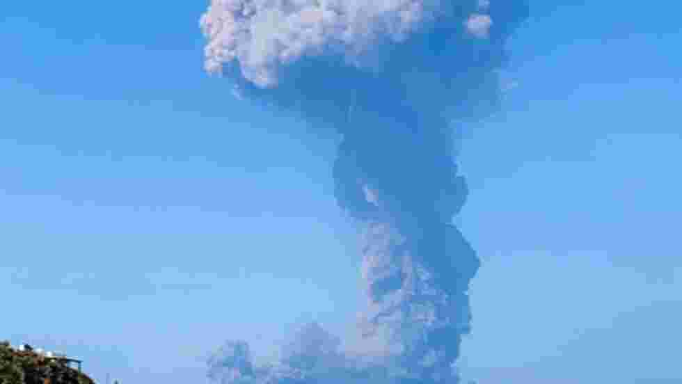 Italie: un touriste tué dans la puissante éruption du Stromboli