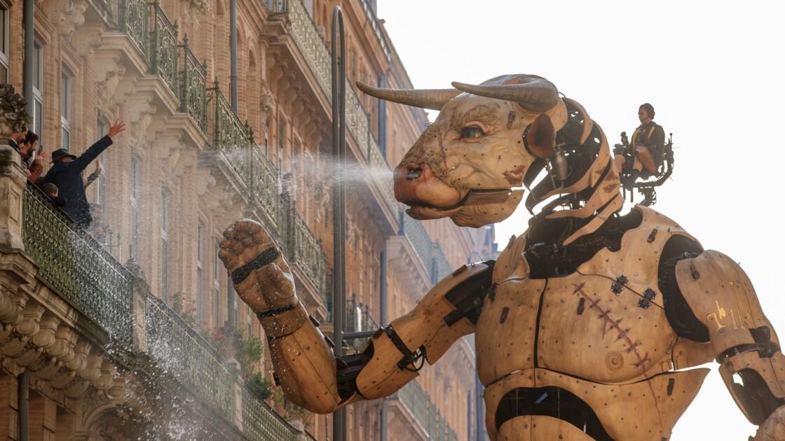 A Toulouse, des machines et des ailes