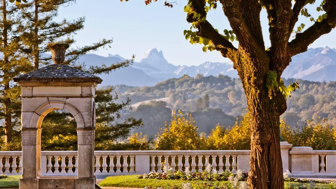 Pyrénées-Atlantiques : Pau, un balcon sur la montagne