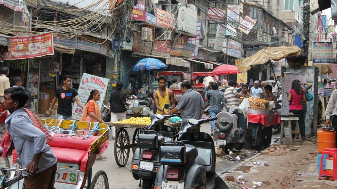 En Inde, certaines zones pourraient devenir inhabitables à cause du réchauffement climatique