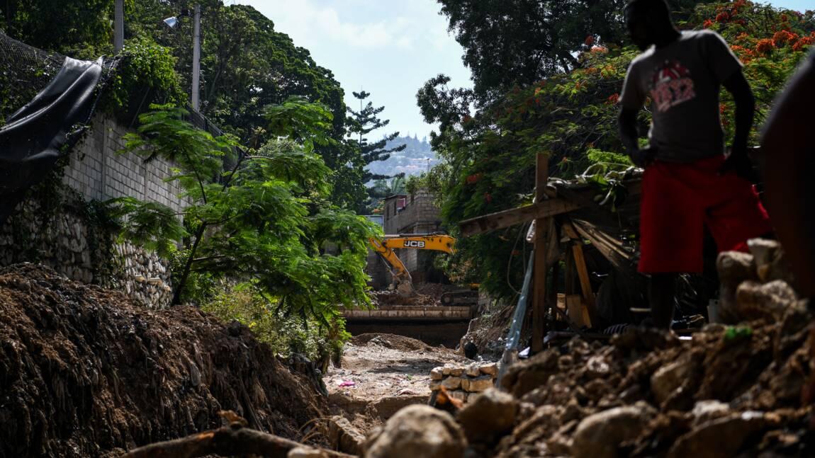 Haïti: au moins cinq morts après de graves intempéries