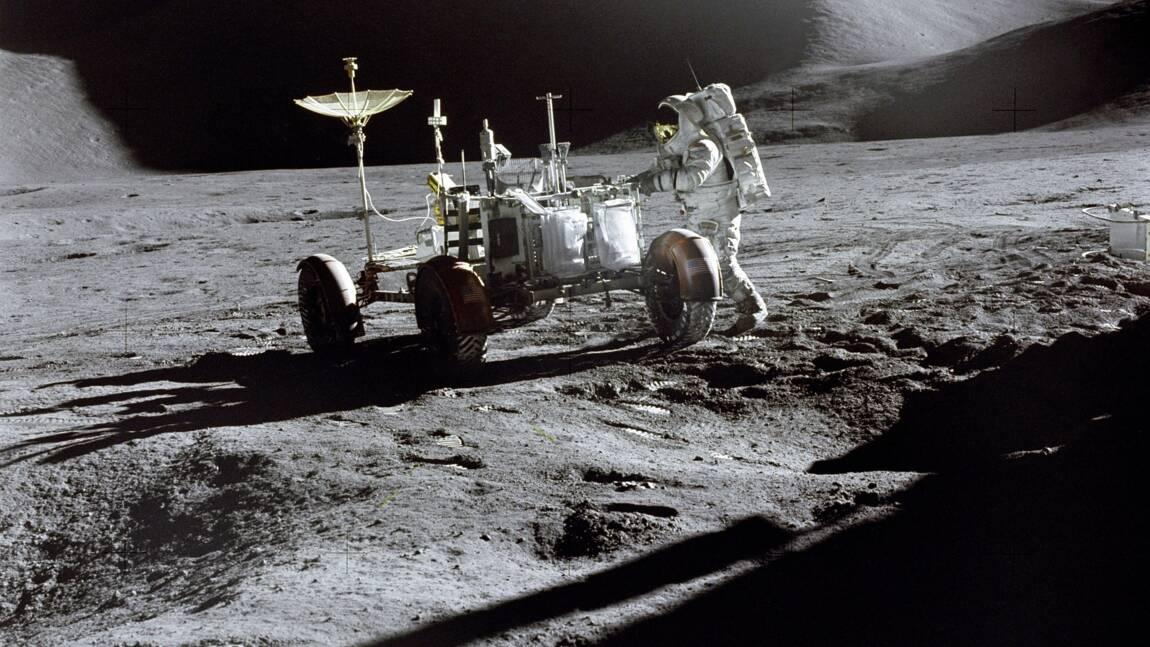Premiers pas sur la Lune : des vidéos exceptionnelles oubliées pendant 40 ans vendues aux enchères