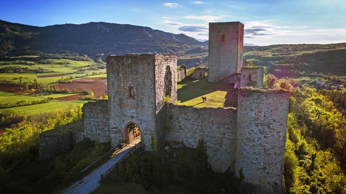 A Puivert, dans l'Aude, une forteresse de cinéma
