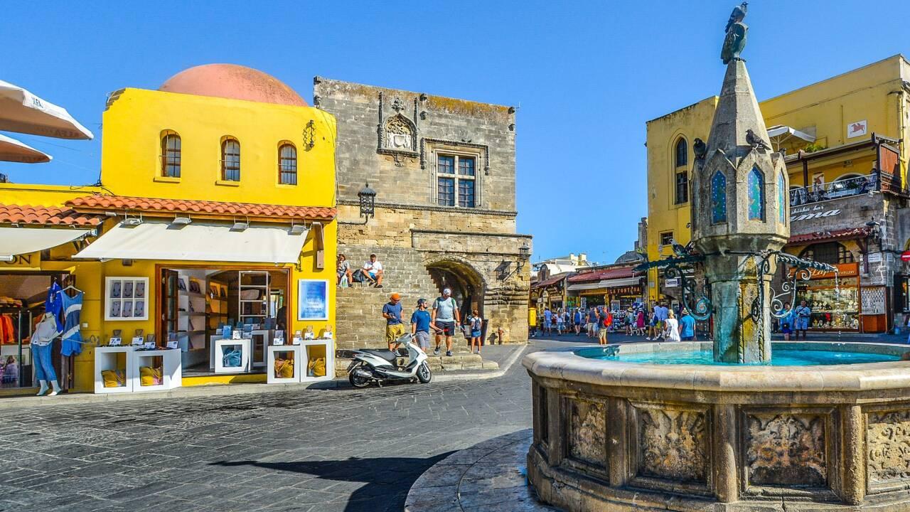 Rhodes en famille : nos 6 lieux incontournables