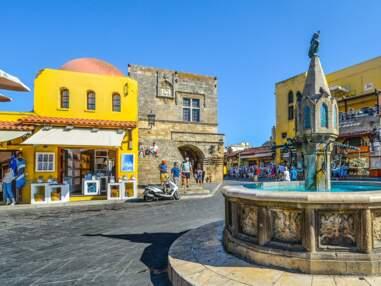 Rhodes en famille : que faire sur l'île grecque avec des enfants ?