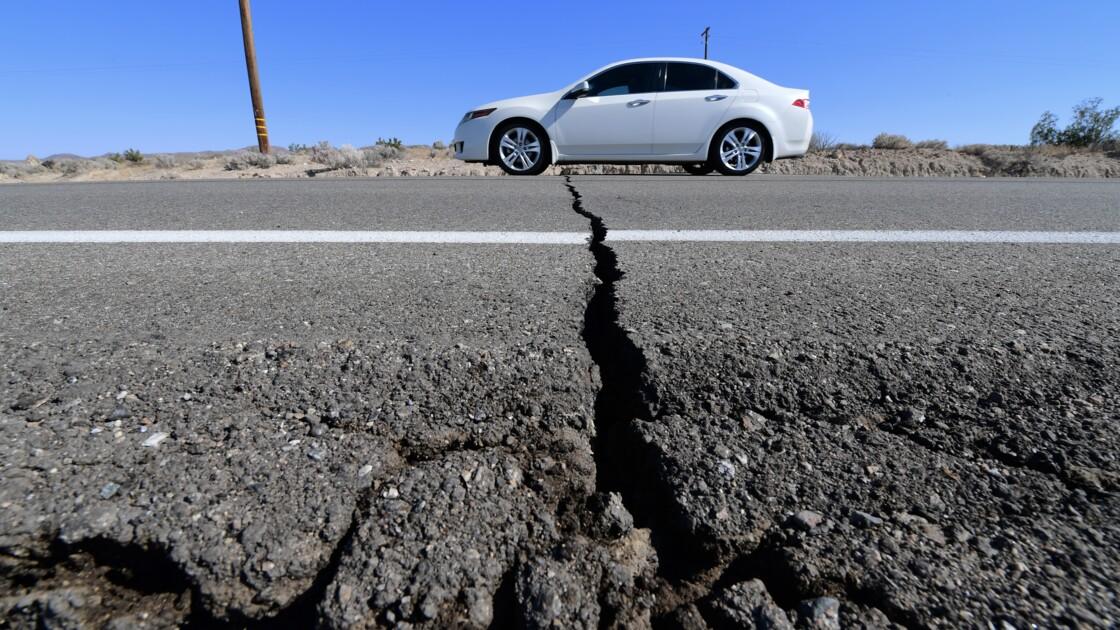 La Californie, une zone sismique à très hauts risques