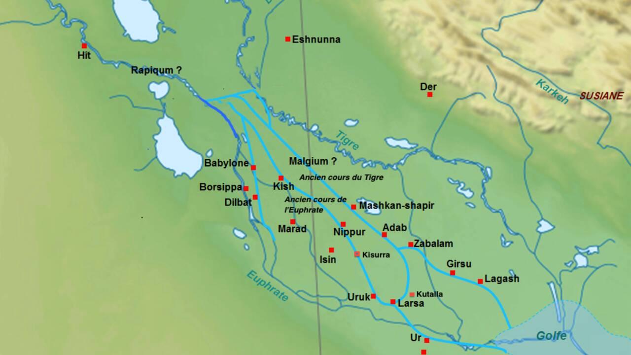 Mésopotamie : les grandes périodes de son histoire