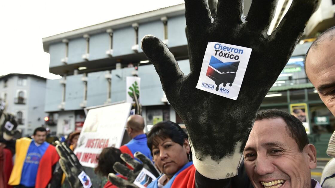 Affaire Texaco : les plaignants équatoriens renoncent à poursuivre Chevron en justice au Canada