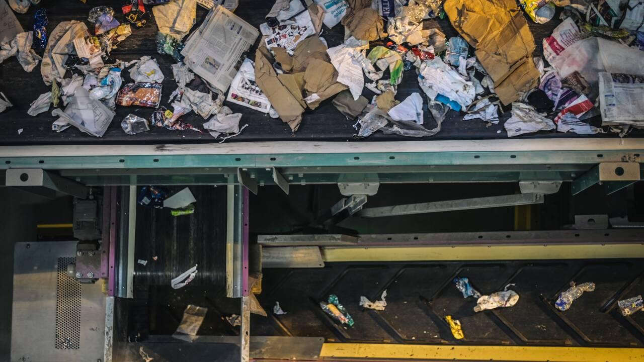 Trier, réutiliser, recycler: les principales mesures de la loi antigaspillage