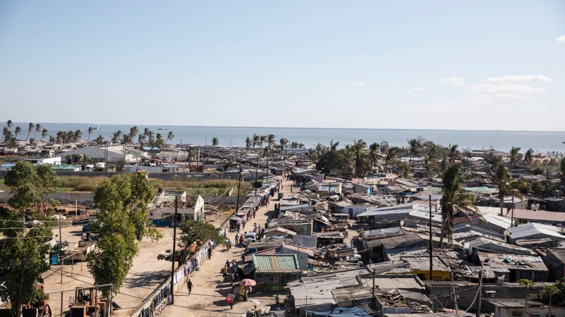 Au Mozambique dévasté par les cyclones, Guterres plaide pour la fin des énergies fossiles