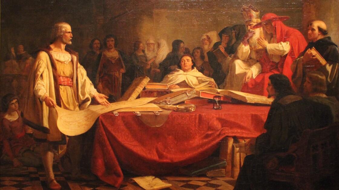 Christophe Colomb : 4 choses à savoir sur l'explorateur du Nouveau monde