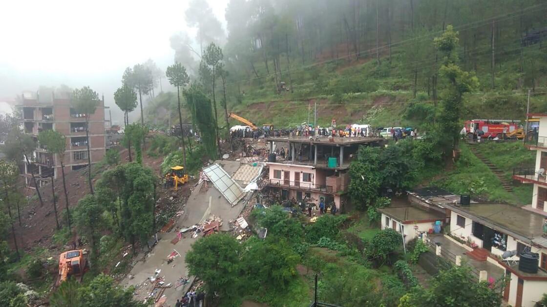 Asie du Sud: la mousson tue plus de 130 personnes