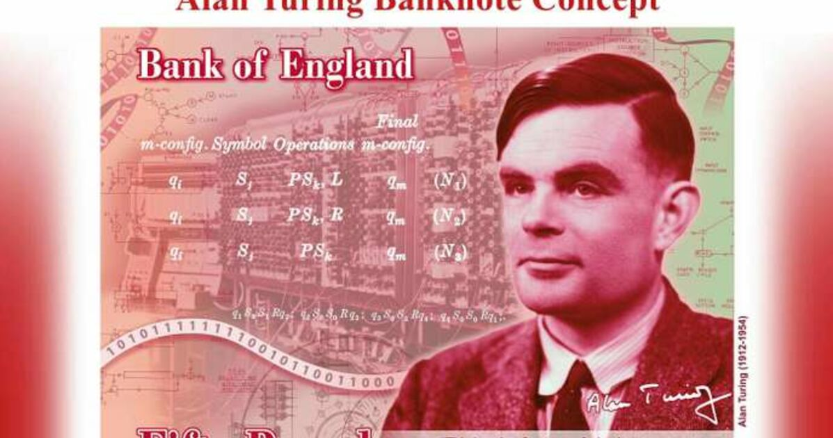 67 ans après l'avoir condamné pour homosexualité, l'Angleterre choisit Alan Turing pour figurer sur les bil