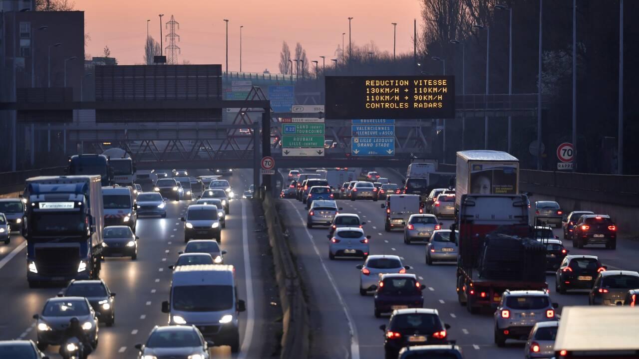 Qualité de l'air: de nouvelles particules à surveiller et le trafic routier à réduire