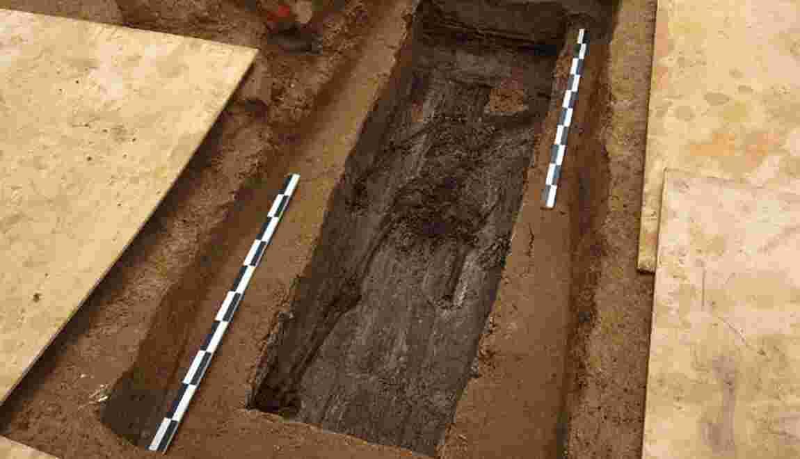 Les restes d'un général de Napoléon découverts en Russie plus de 200 ans après sa mort ?