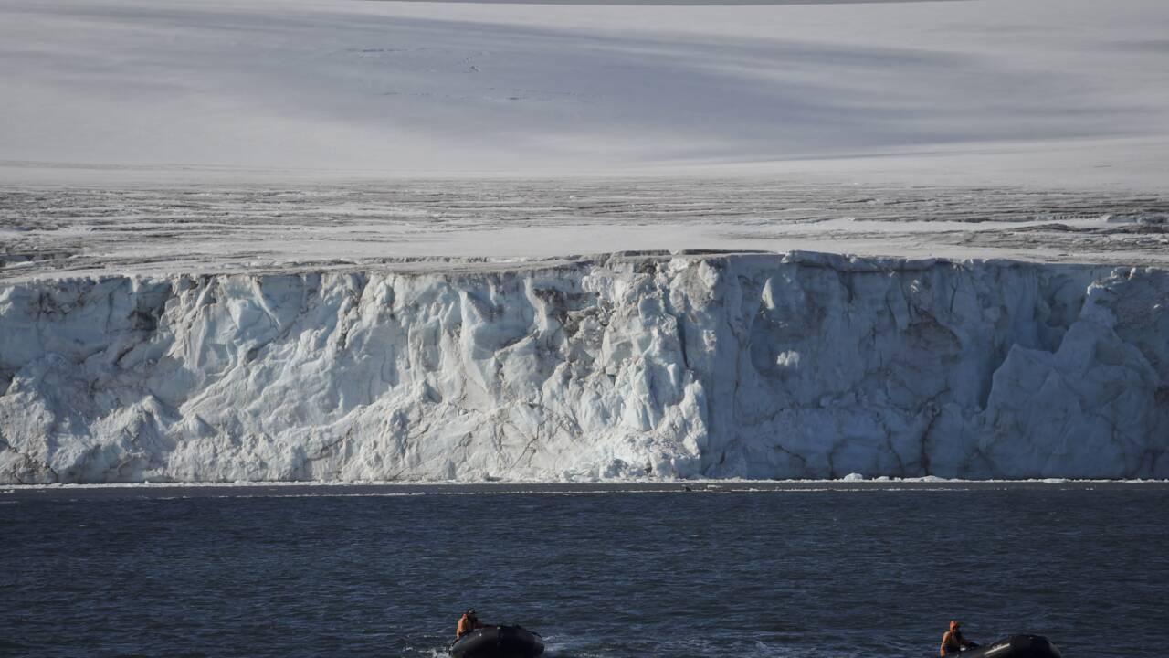 Antarctique: la calotte qui s'écroule va redessiner les littoraux du monde