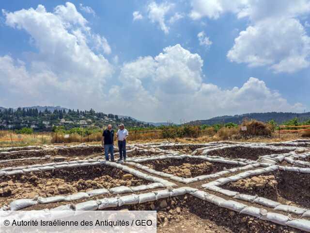Un site néolithique vieux de 9000 ans découvert près de Jérusalem