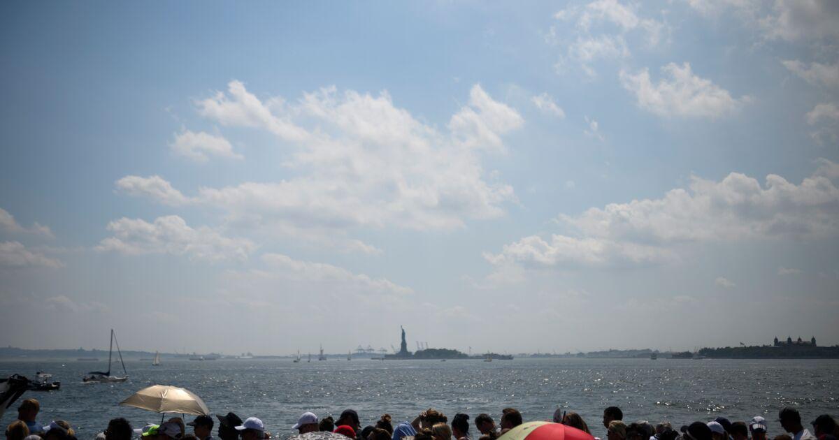 Un week-end de chaleur extrême aux Etats-Unis, mises en garde des autorités