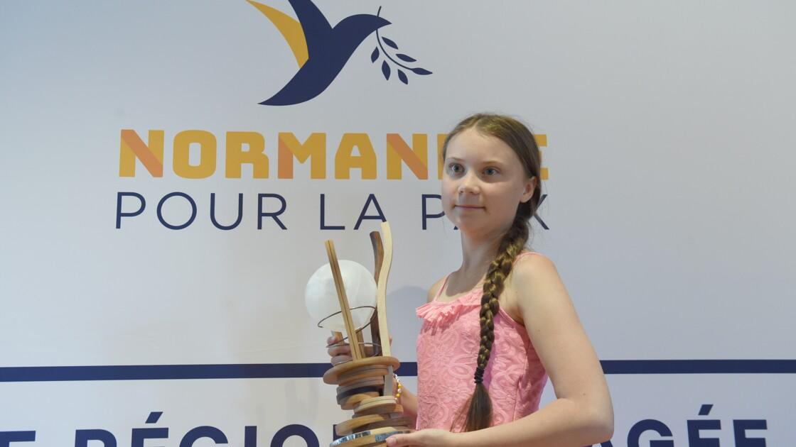 Climat: Greta Thunberg lauréate du Prix Liberté en Normandie