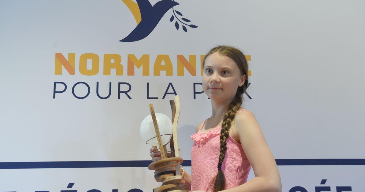 Greta Thunberg récompensée du Prix Liberté en Normandie