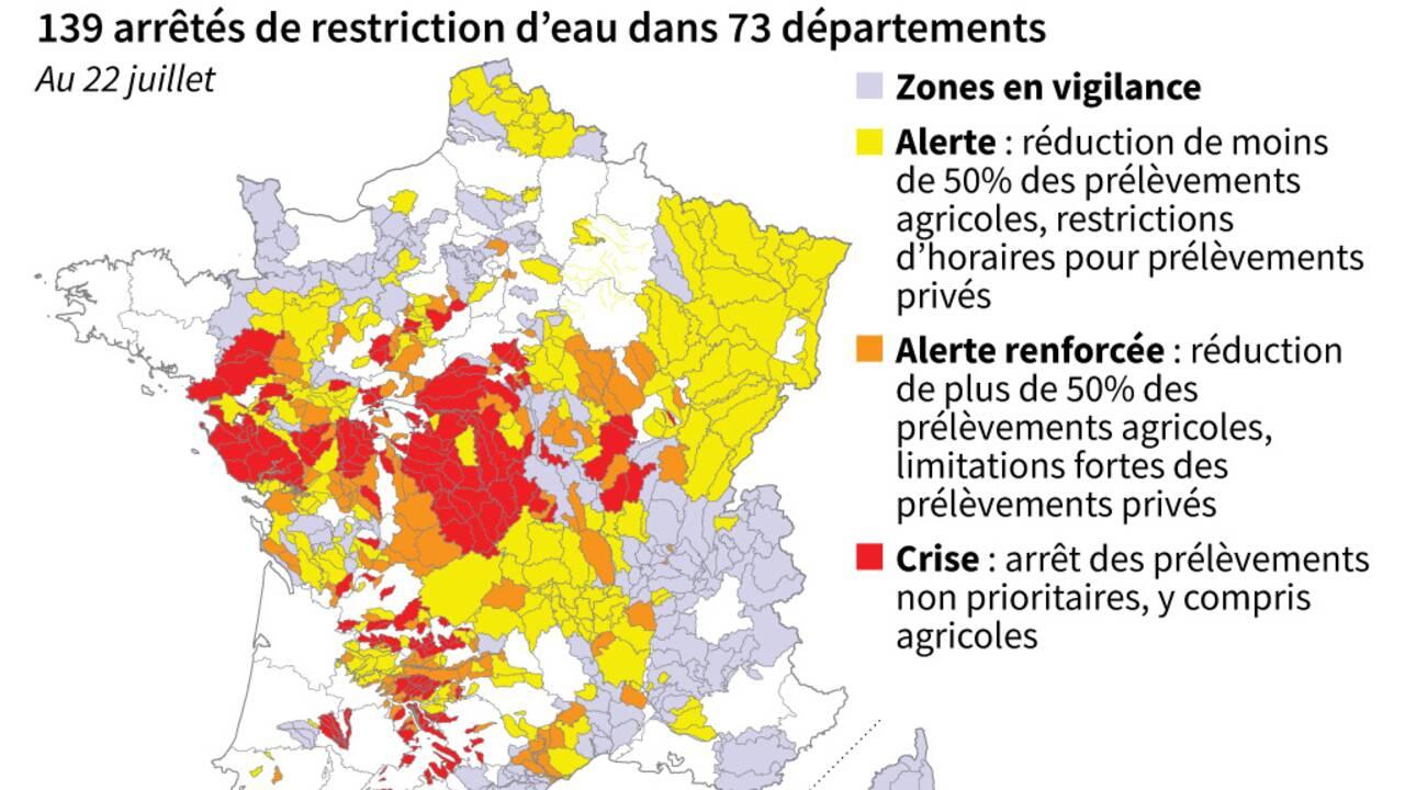 L'Europe se prépare à une nouvelle canicule, Paris en alerte