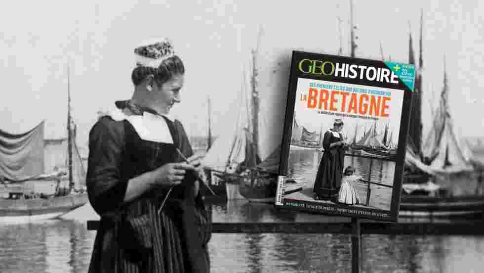 Des premiers Celtes aux Bretons d'aujourd'hui : la Bretagne dans le nouveau GEO Histoire