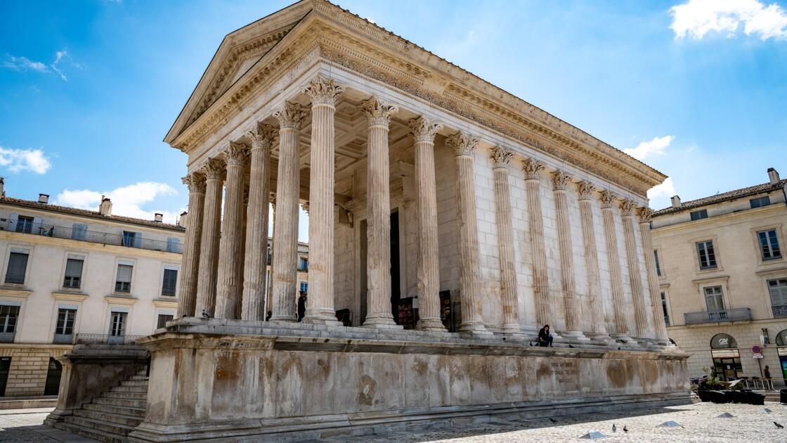 Cinq sites antiques à ne pas manquer à Nîmes