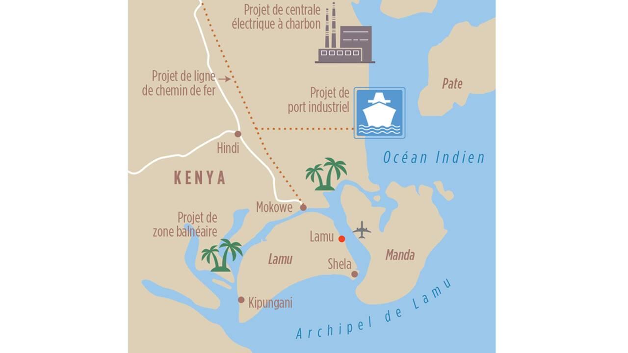 Lamu, cette île kenyane paradisiaque qui vit toujours sous la menace d'une centrale à charbon