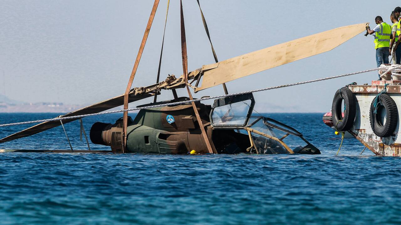 La Jordanie inaugure un musée militaire sous-marin en mer Rouge