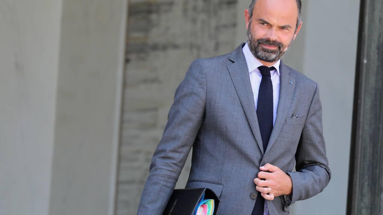 """Canicule : Édouard Philippe appelle à """"faire très attention aux personnes isolées"""""""