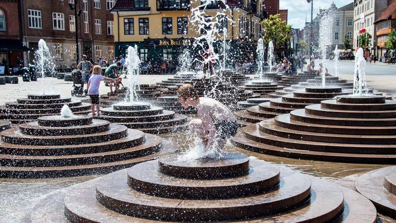 Canicule en Europe: les records de chaleur tombent en Belgique, aux Pays-Bas et en Allemagne