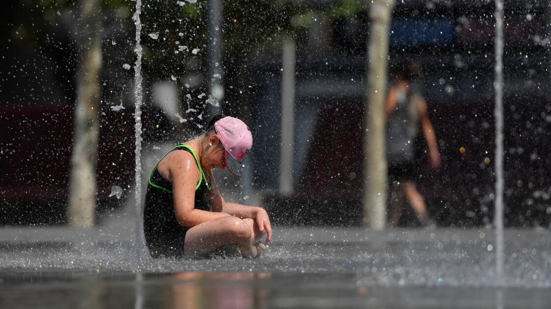 Record de chaleur battu en Belgique avec 38,9°C