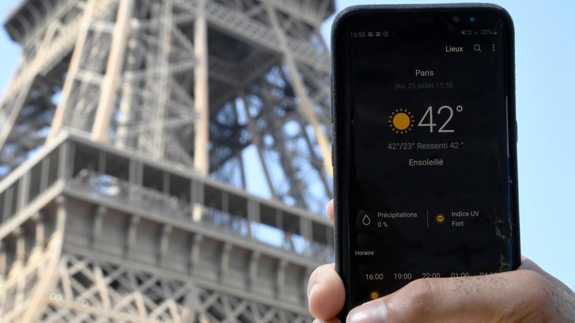40°C, un seuil de moins en moins symbolique en France