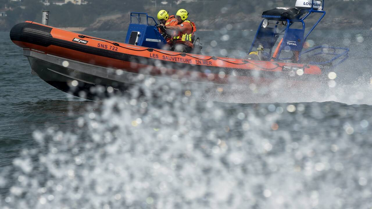 SNSM: l'île de Sein conserve son canot de sauvetage