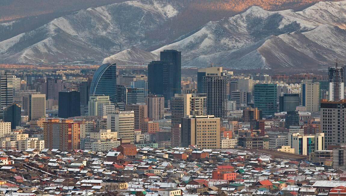 capitale de mongolie