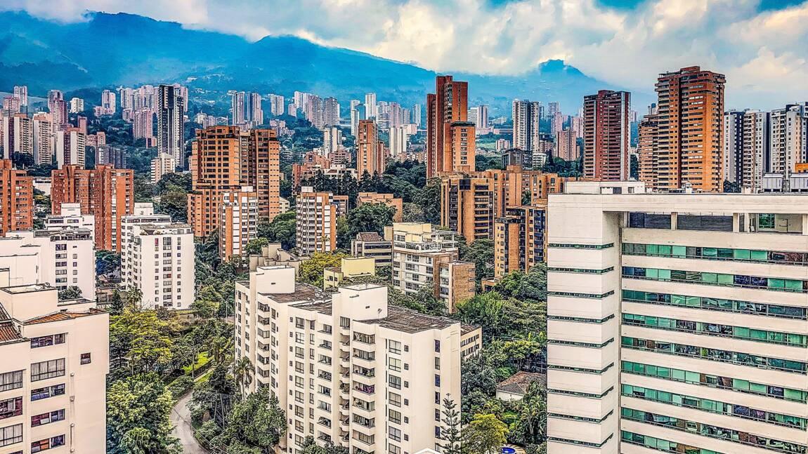 """En Colombie, la ville de Medellín crée des """"couloirs verts"""" pour rafraichir ses habitants"""