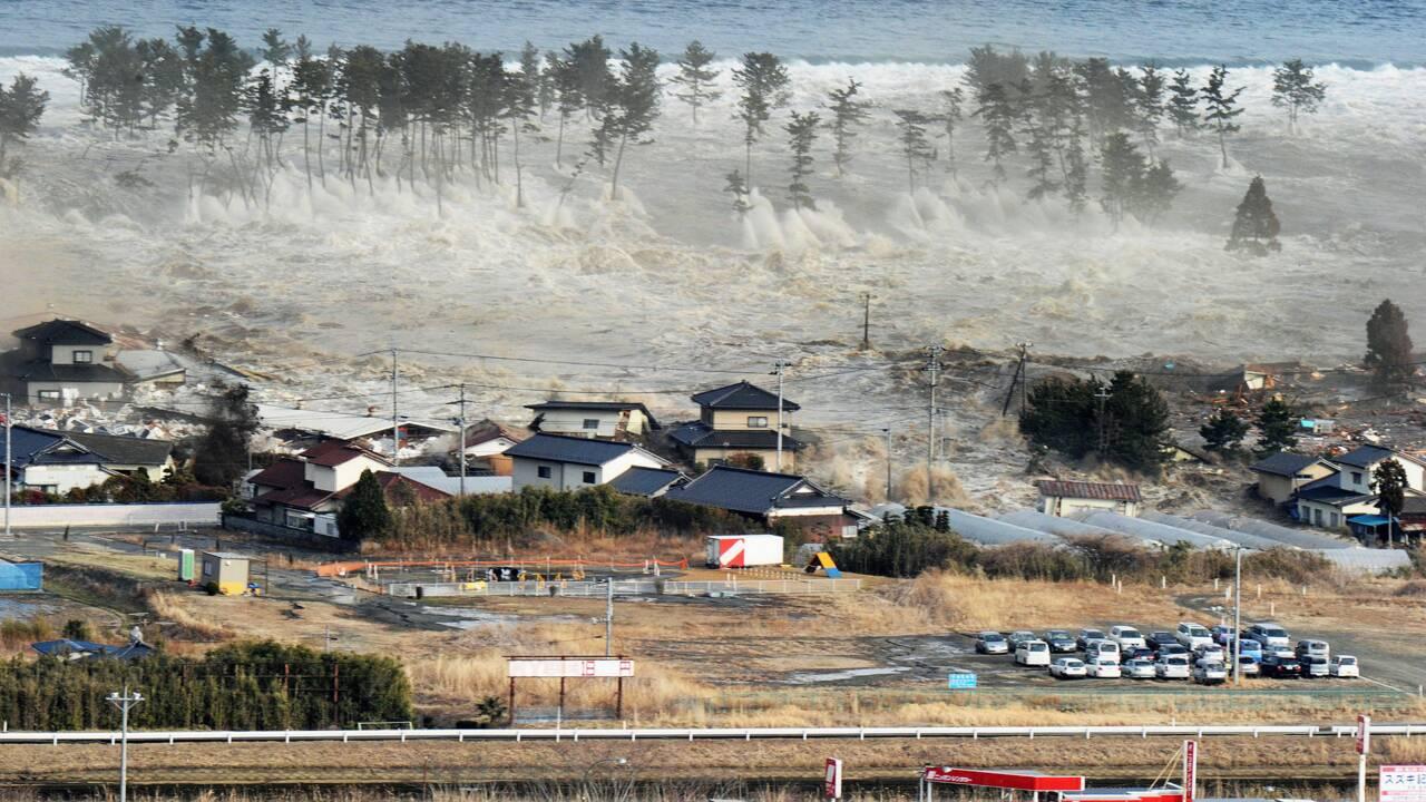 Les tsunamis les plus meurtriers de l'histoire du Japon