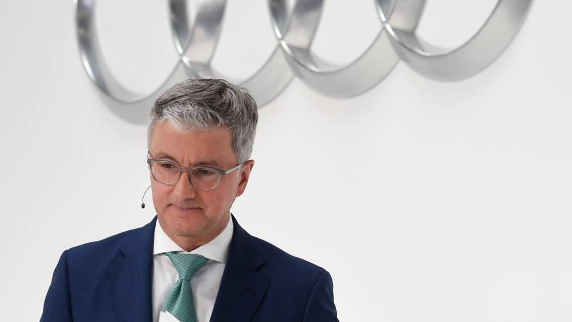 """Dieselgate: l'ex-patron d'Audi jugé pour """"fraude"""" en Allemagne"""