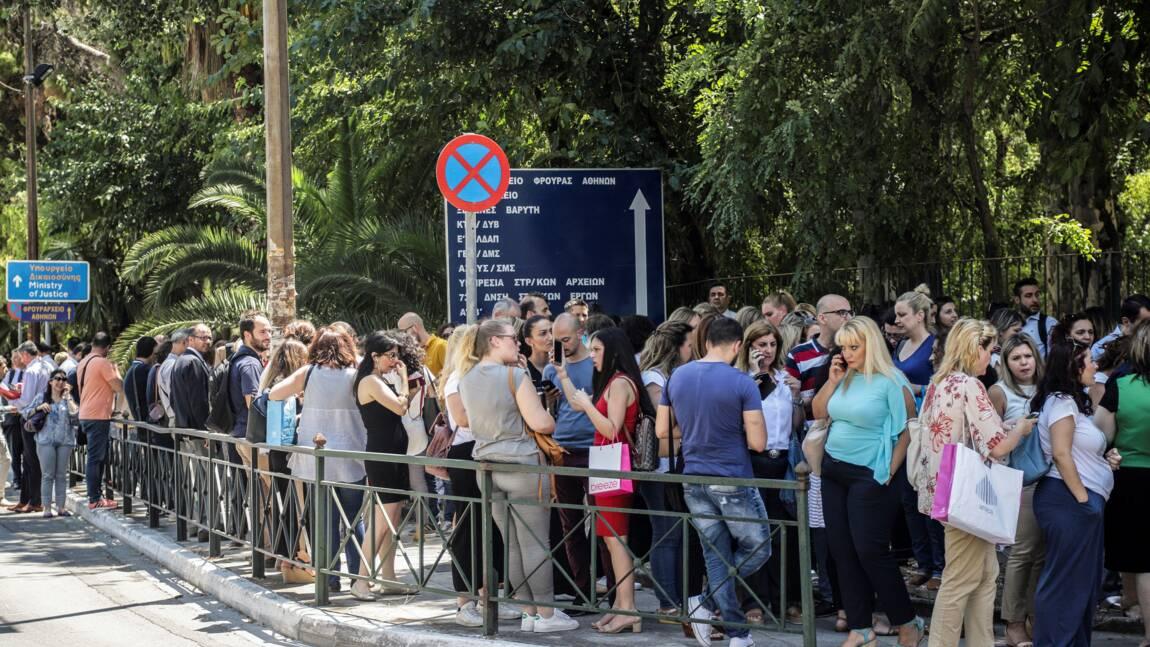 Grèce: séisme sur l'île de Crète, pas de victimes signalées