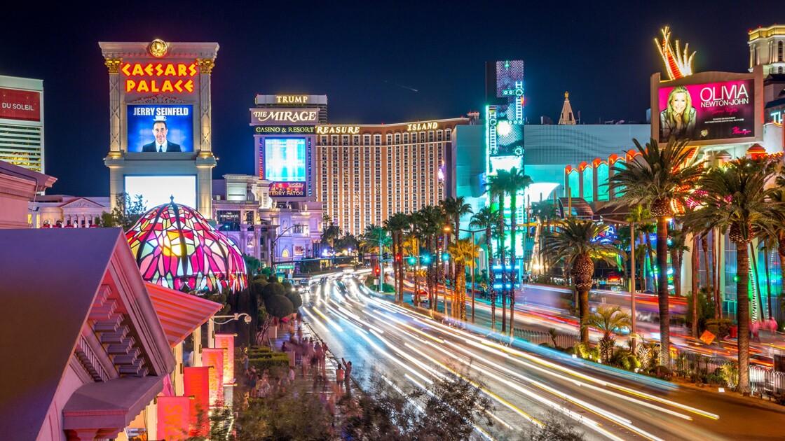 Quand des milliers de criquets envahissent les rues de Las Vegas