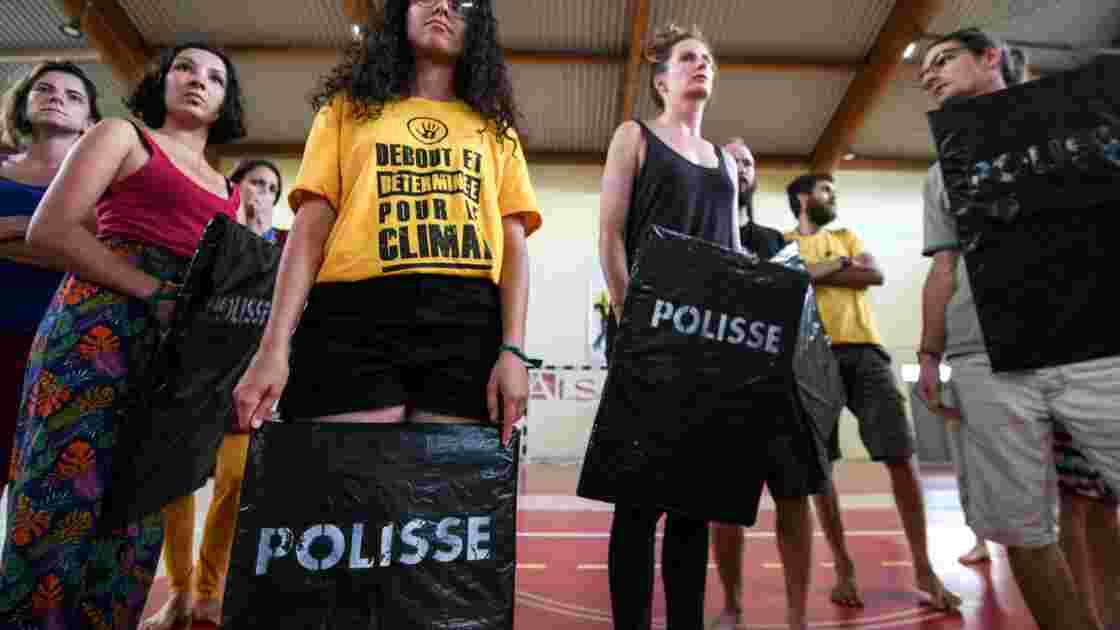 """En Alsace, un """"camp climat"""" pour former les militants de demain"""