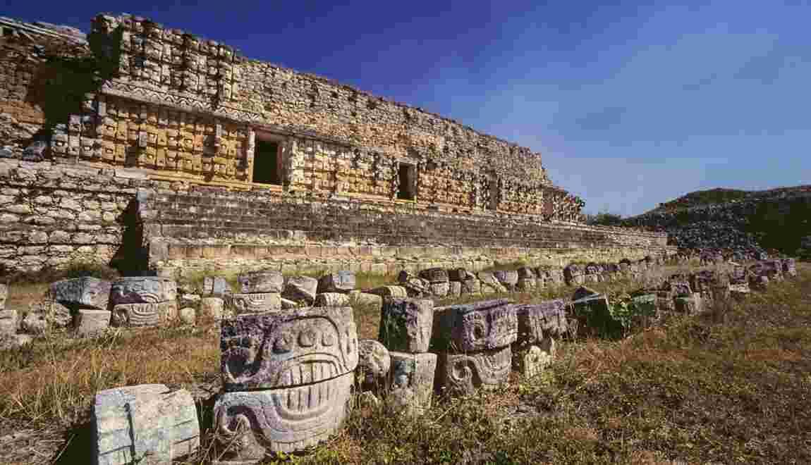 Les Mayas auraient commencé à se livrer une guerre violente bien avant le déclin de leur civilisation