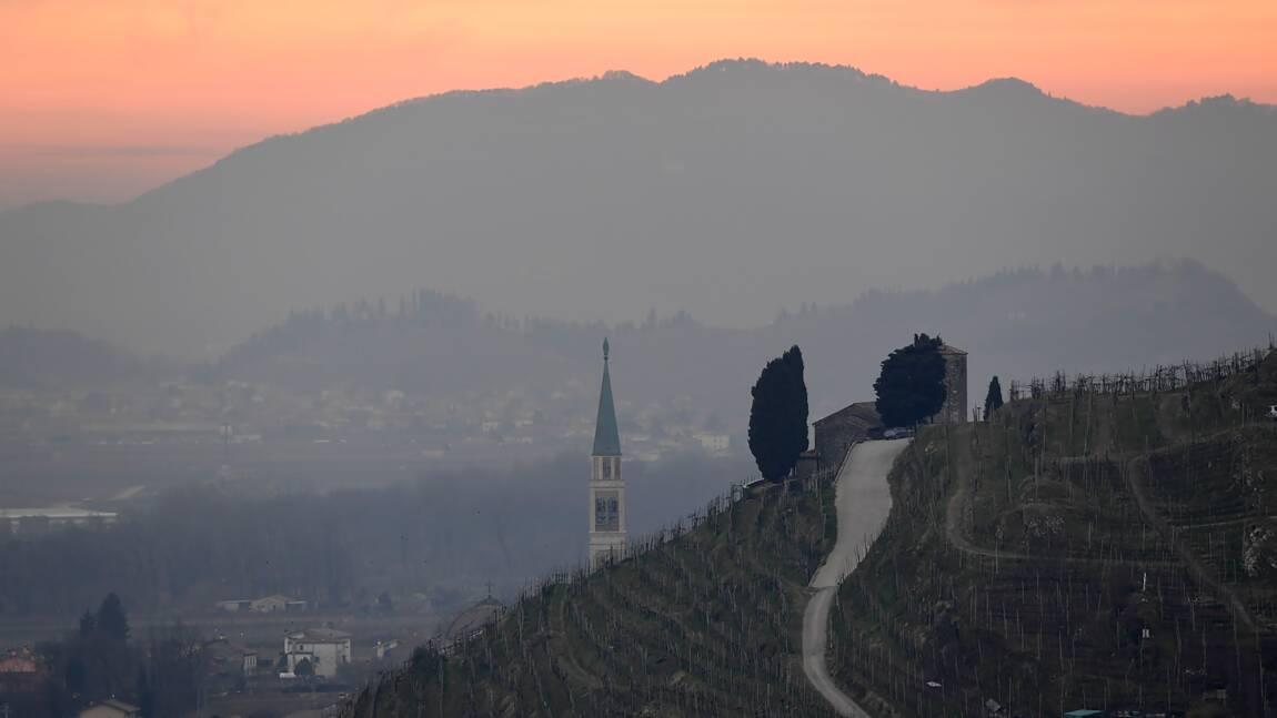 Italie: un syndicat chiffre à 14 mds d'euros les dégâts agricoles liés au changement climatique