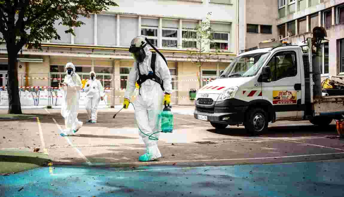 Plomb à Notre-Dame: les écoles parisiennes dépolluées à grands frais