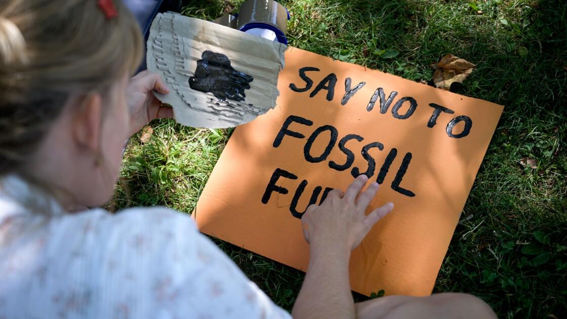 A Lausanne, les jeunes militants pour le climat préparent l'avenir