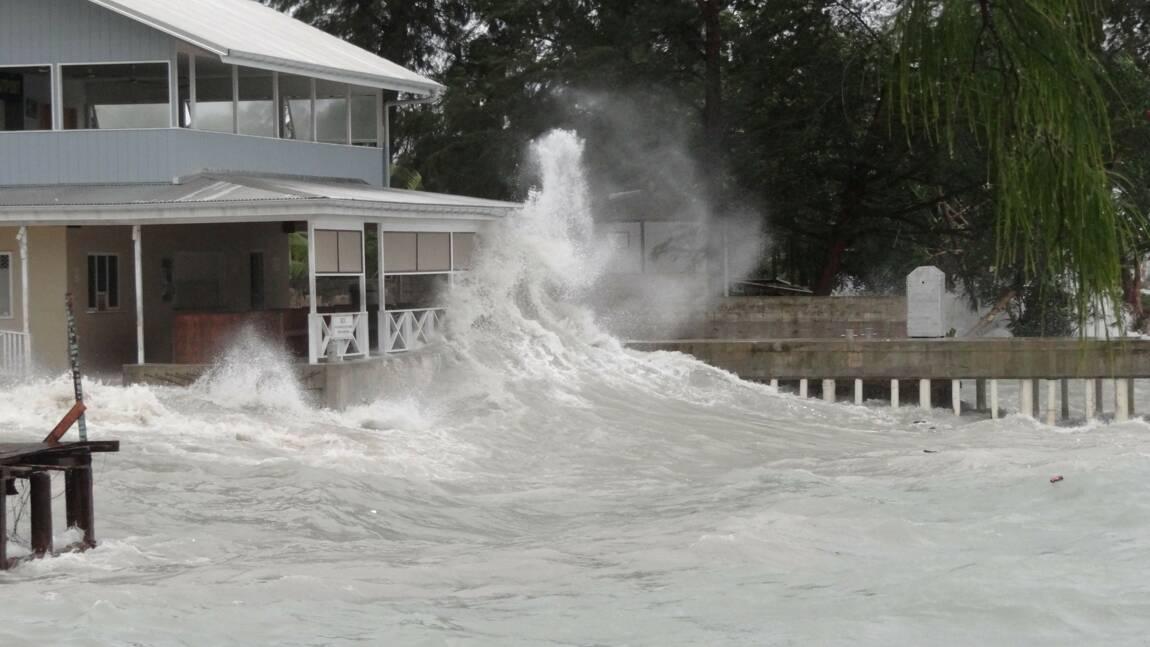 Climat: l'Australie débloque 300 millions d'euros pour aider les îles du Pacifique