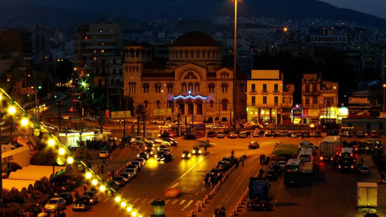 A Athènes, escapade sur les quais du Pirée